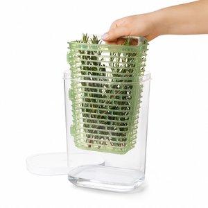 OXO Good Grips Greensaver voor verse kruiden - Groot