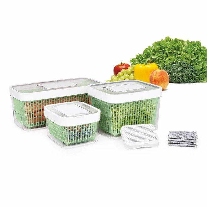Greensaver - Navulfilters vershoudboxen - 4st