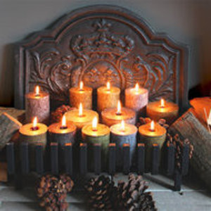 My Flame Lifestyle Palmwaskaars Choco Grey - XLarge
