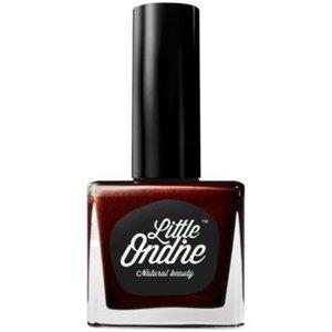 Little Ondine Nagellak Metallic Dark Red