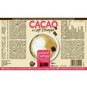 Amanprana Cacao & Café Ethiopia - 230gr - BIO