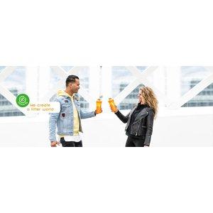 Orangefit Fit Green Hero Vanille - met zoetstoffen uit stevia - 850g