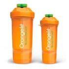 Fit Shaker 500ml met apart compartiment