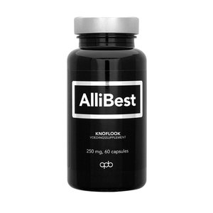 AlliBest 10 GRATIS Knoflookcapsules Allicine - 250mg