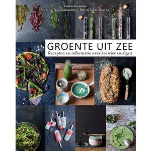 Lisette Kreischer Groente uit de zee - Recepten en informatie over zeewier en algen