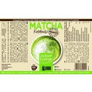 Amanprana Matcha Kotobuki met kokosbloesemsuiker - 230gr
