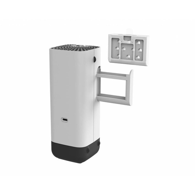 Ionisator / Aromaverdamper P50 Zwart