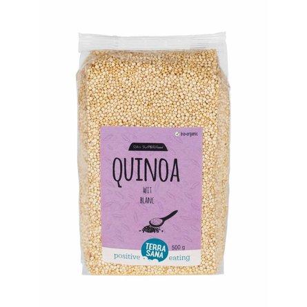 Rijst, quinoa en granen