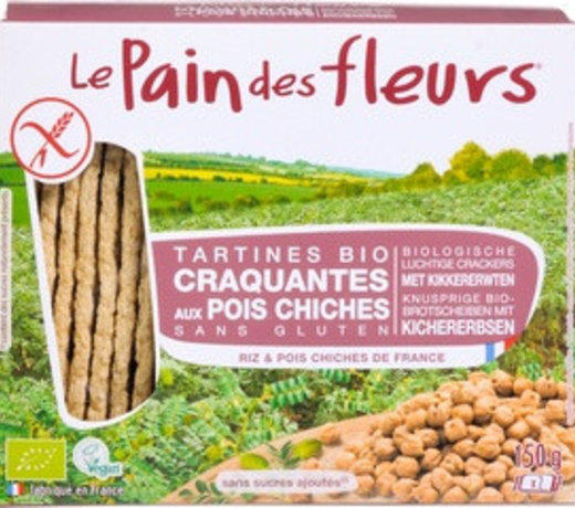 Lactose- en Glutenvrije Crackers en Wafels