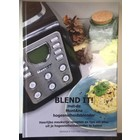 Blend it! - Mark 1 Blender Receptenboek