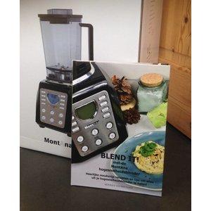 Monique van der Vloed Blend it! - Mark 1 Blender Receptenboek