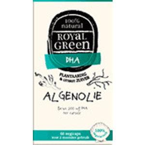 Royal Green DHA Algenolie - 60 vegicaps