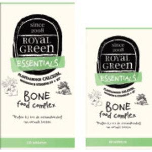 Royal Green Bone Food Complex - 120 tabletten