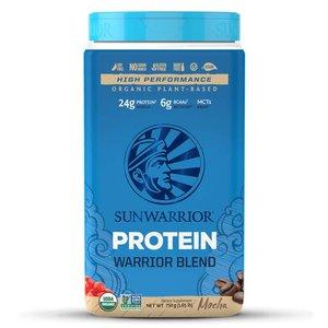 Sunwarrior Warrior Blend Biologische Proteïne - Mokka - 750gr
