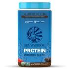 Warrior Blend Biologische Proteïne - Chocolade - 750gr-BIO