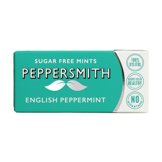 Peppersmith English Peppermint verpakking