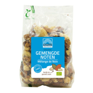 Mattisson Gemengde Noten - 400g - BIO