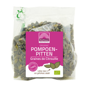 Mattisson Pompoenpitten - 200gr - BIO