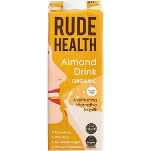 Rude Health Almond drink - 1l - BIO