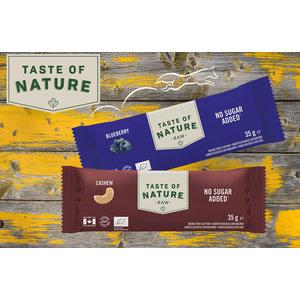 Taste of Nature - Raw Cashew Reep - 35g - BIO