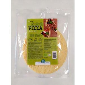 Terrasana Glutenvrije pizzabodem -  130gr - BIO