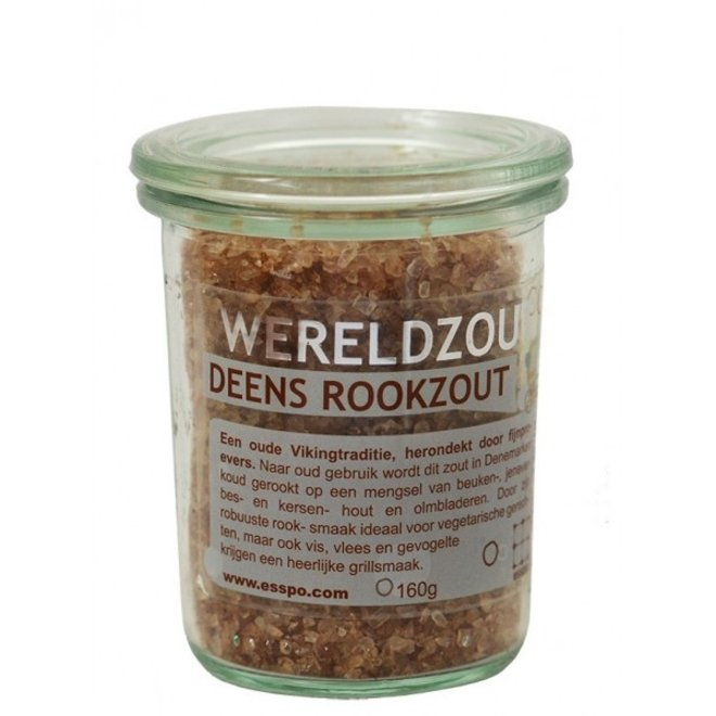 Deens Rookzout - Glazen Navulverpakking - 160g