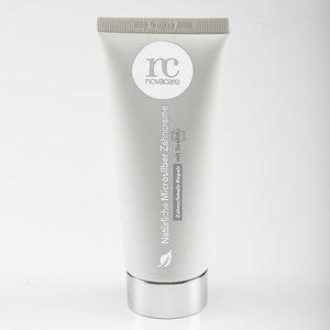 NovaCare Tandpasta Natuurlijk - Micro Zilver - Herstellend - BIO