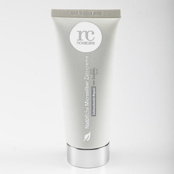Tandpasta Natuurlijk - Micro Zilver - Herstellend - BIO