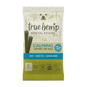 True Hemp Honden Dental Sticks - Kalmerend - 100gr