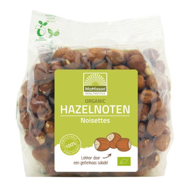 Hazelnoten - 250g - BIO