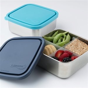 U-Konserve 4-Way divider voor lunchtrommel - Medium - 1st