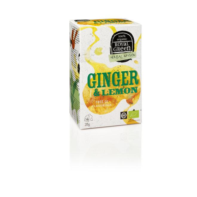 Thee - Ginger & Lemon - BIO