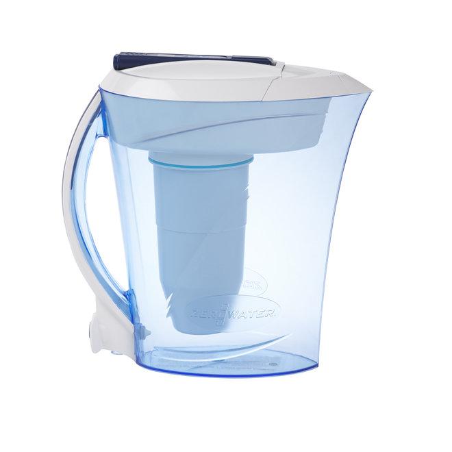 Waterfilterkan met TDS meter - 2,4 lt