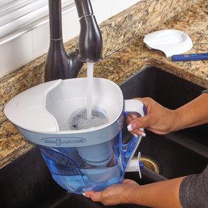 ZeroWater Waterfilterkan met TDS meter - 2,8 lt