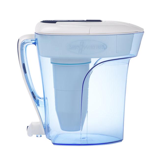 Waterfilterkan met TDS meter - 2,8 lt