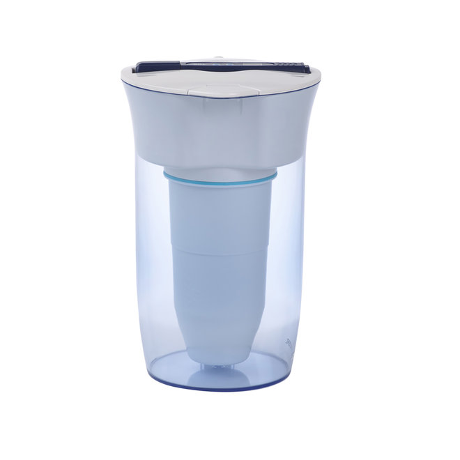 Waterfilterkan rond met TDS meter - 2,4 lt