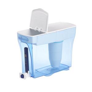 ZeroWater Waterfilterdispenser met TDS meter - 5,4 lt