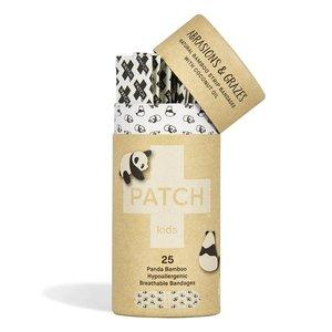 PATCH Bamboe Pleisters Kids - Coconut Oil - 1 Tube met 25 stuks