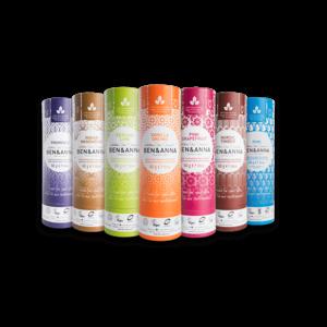 Ben & Anna Indian Mandarine natuurlijke soda deodorant stick