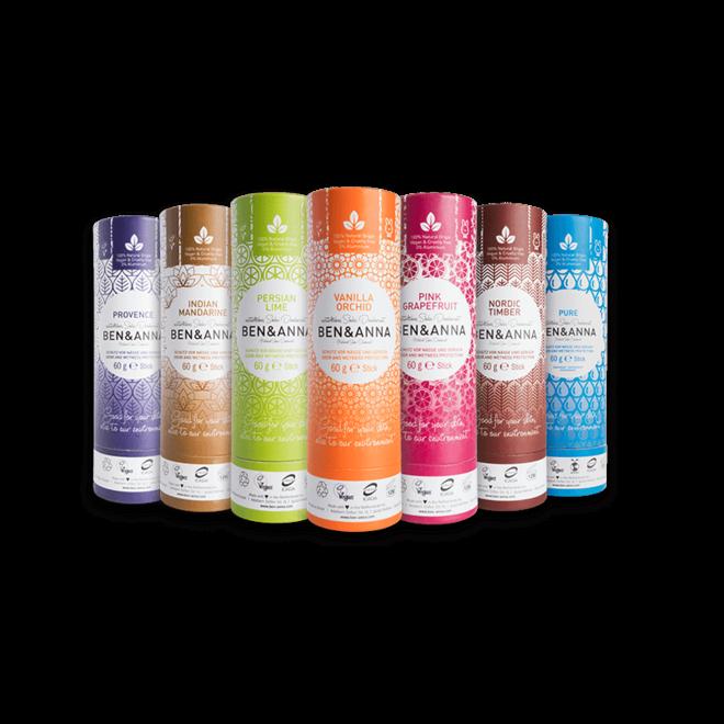 Provence natuurlijke soda deodorant stick