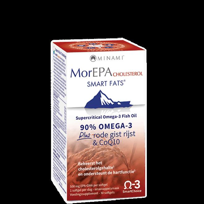 MorEPA Cholesterol - 30 softgels