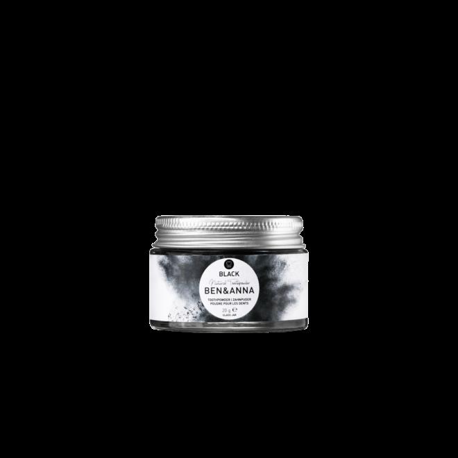 Tandpoeder Black - 15gr