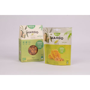 Adya Lyo Gevriesdroogde Mango - 40gr - BIO