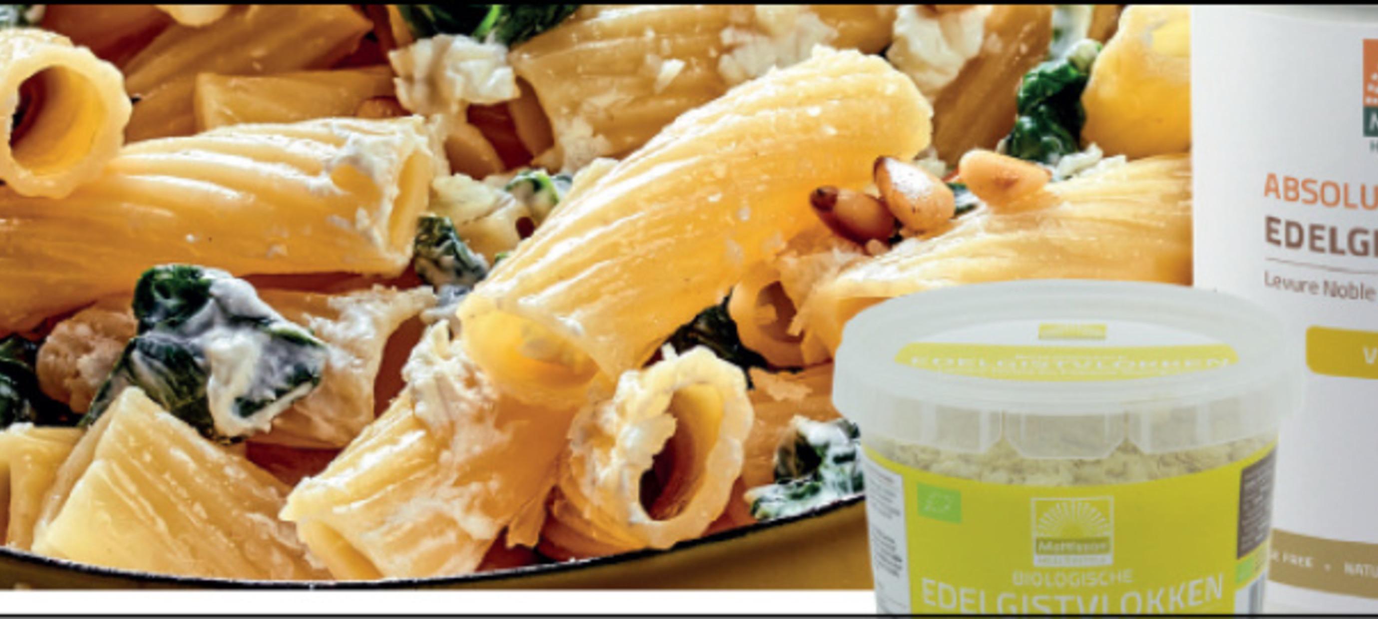 Vegan 'Parmezaanse Kaas' maken van Edelgistvlokken