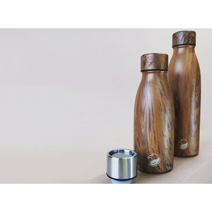One Green Bottle Thermosfles - Teak - 350ml