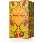 Three Ginger (gember) - kruidenthee - BIO