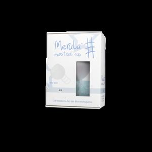 Merula Cup Menstruatiecup Ice - Kleurloos - One Size - 1st