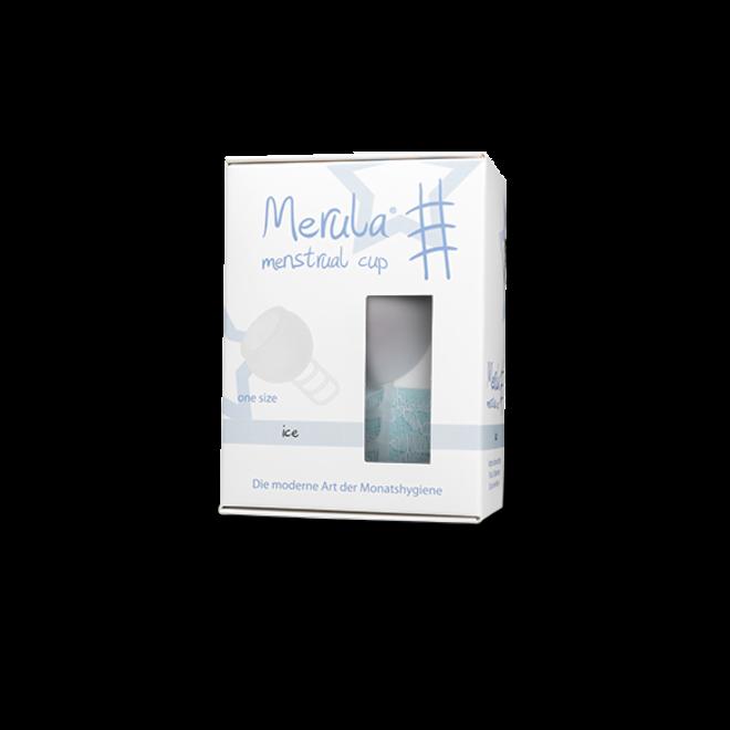Menstruatiecup Ice - Kleurloos - One Size - 1st
