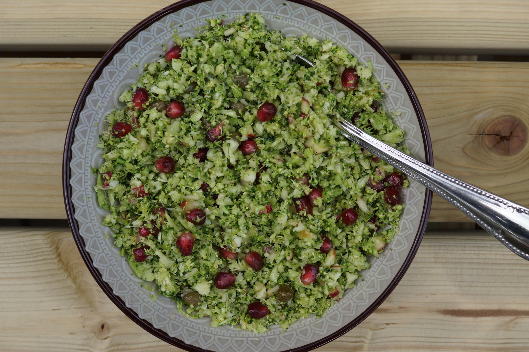 Broccolicouscous