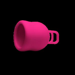 Merula Cup Menstruatiecup Strawberry - Roze - XL - 1st